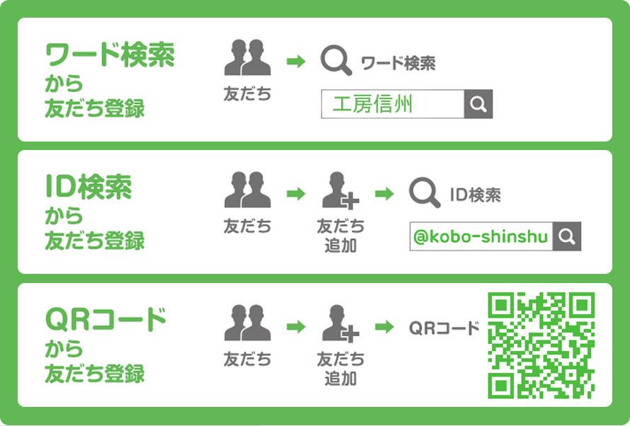 「工房信州の家」LINE公式アカウントができました! 長野で注文住宅を建てる工務店 工房信州の家